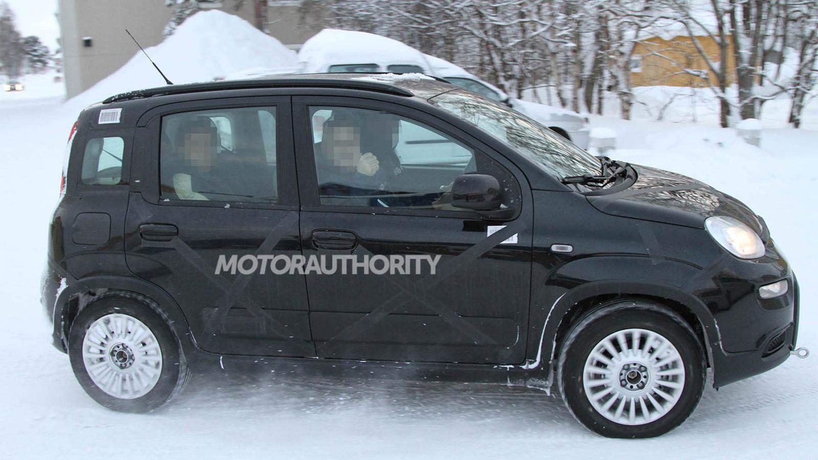 2013 Fiat Panda 4x4