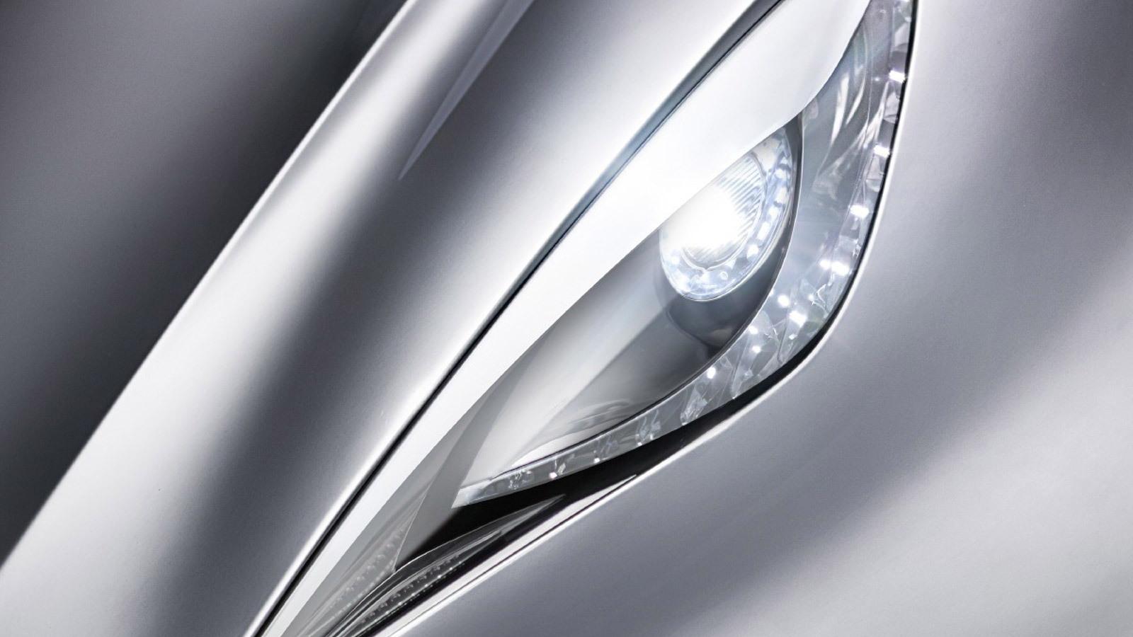 2012 Infiniti Emerg-E Concept leaked