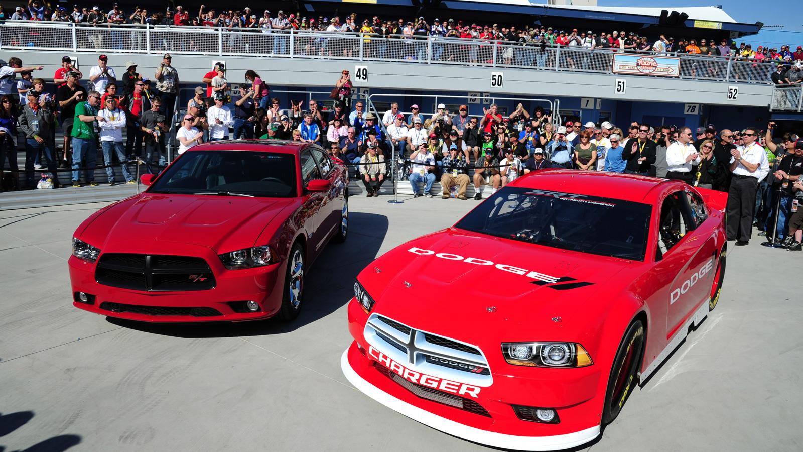 2013 Dodge Charger NASCAR Sprint Cup race car