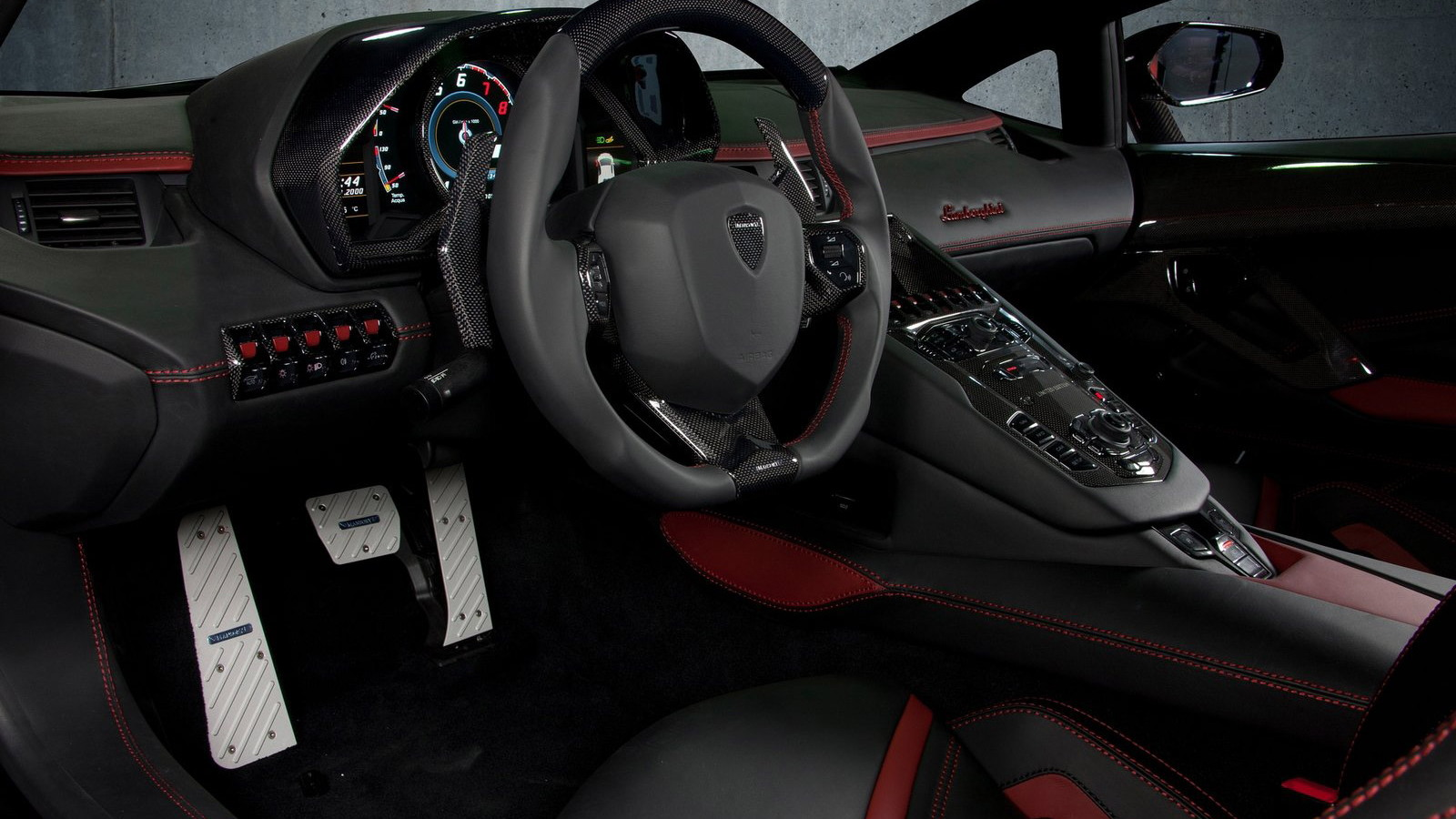 Lamborghini Aventador LP 700-4 by Mansory