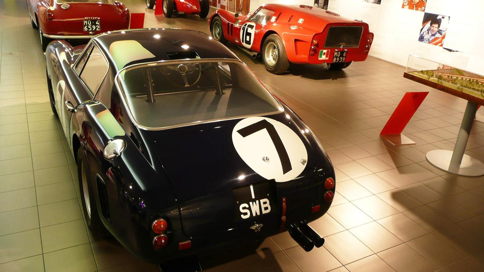 1961 Ferrari 250 GT Berlinetta SWB