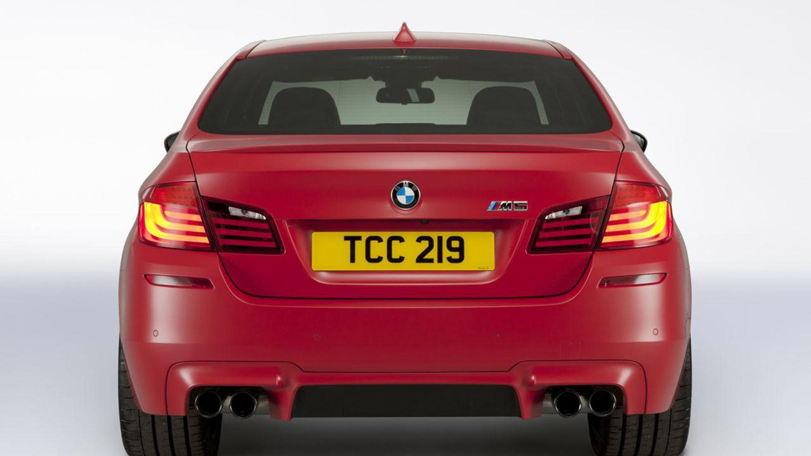2013 BMW M5 M Performance