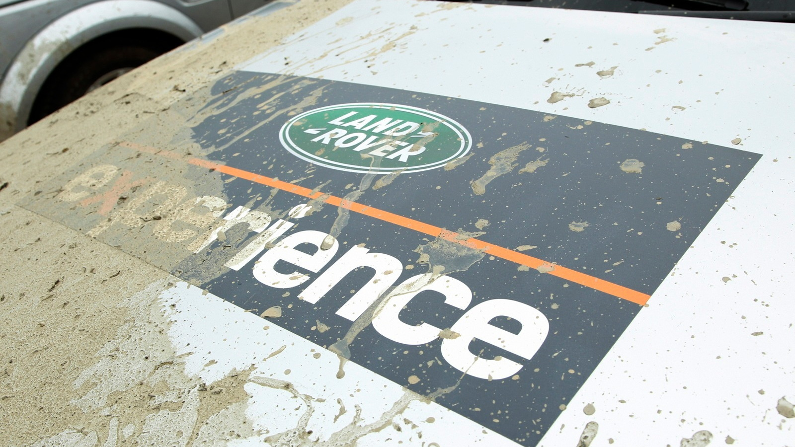 Land Rover Experience, Eastnor Castle, U.K.