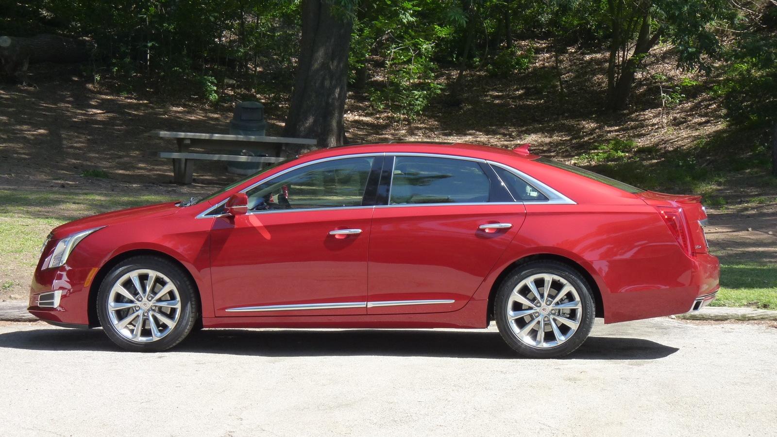 2013 Cadillac XTS first drive review