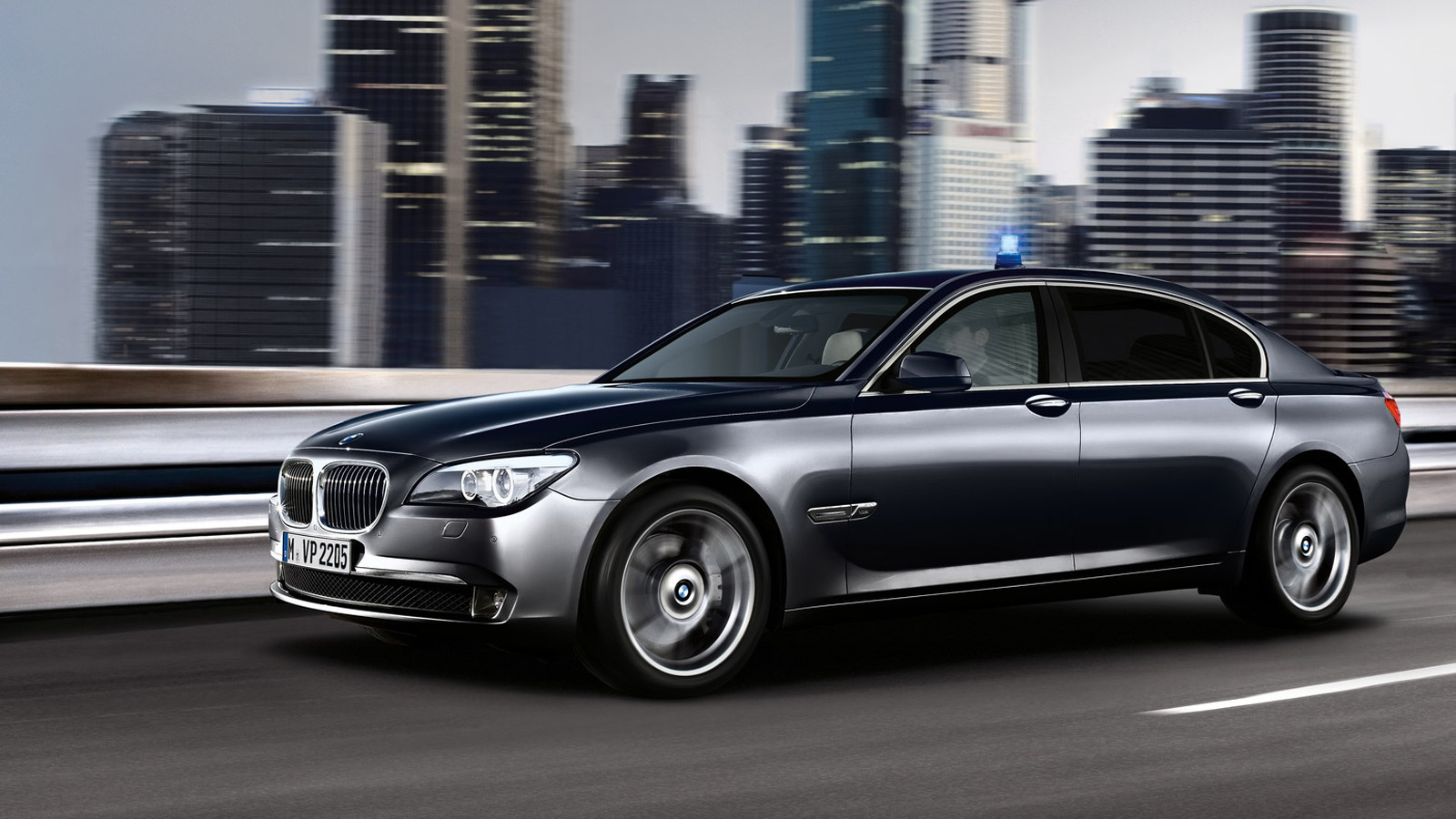 Bmw Adds 2010 7 Series High Security To Armored Fleet