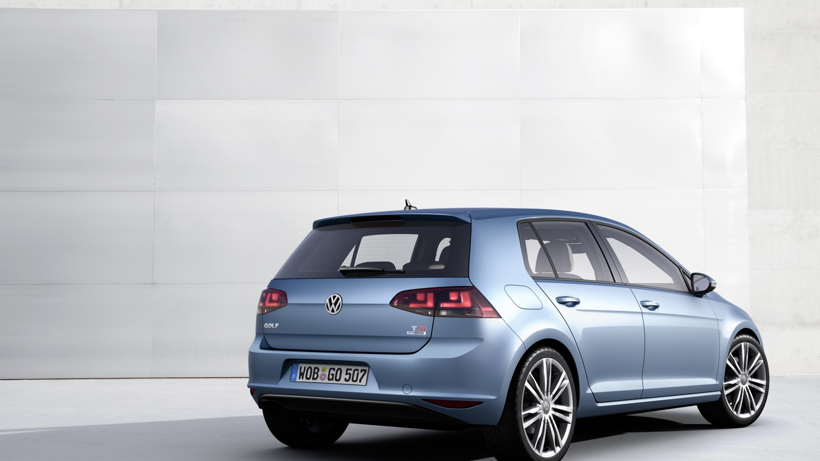 2014 Volkswagen Golf (European spec)
