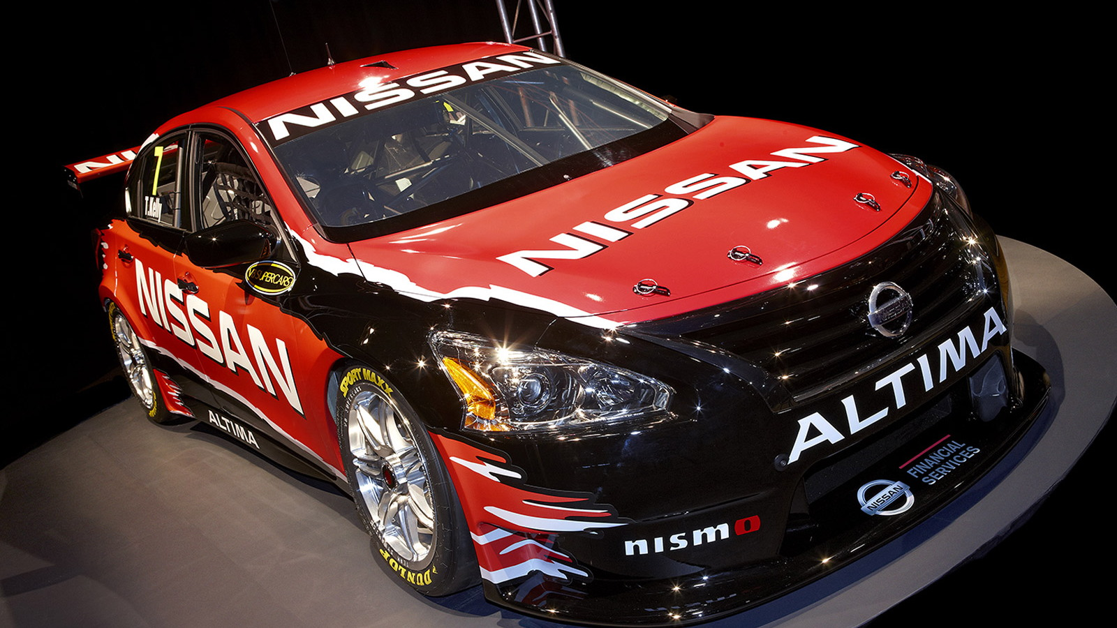 2013 Nissan Altima V8 Supercars race car