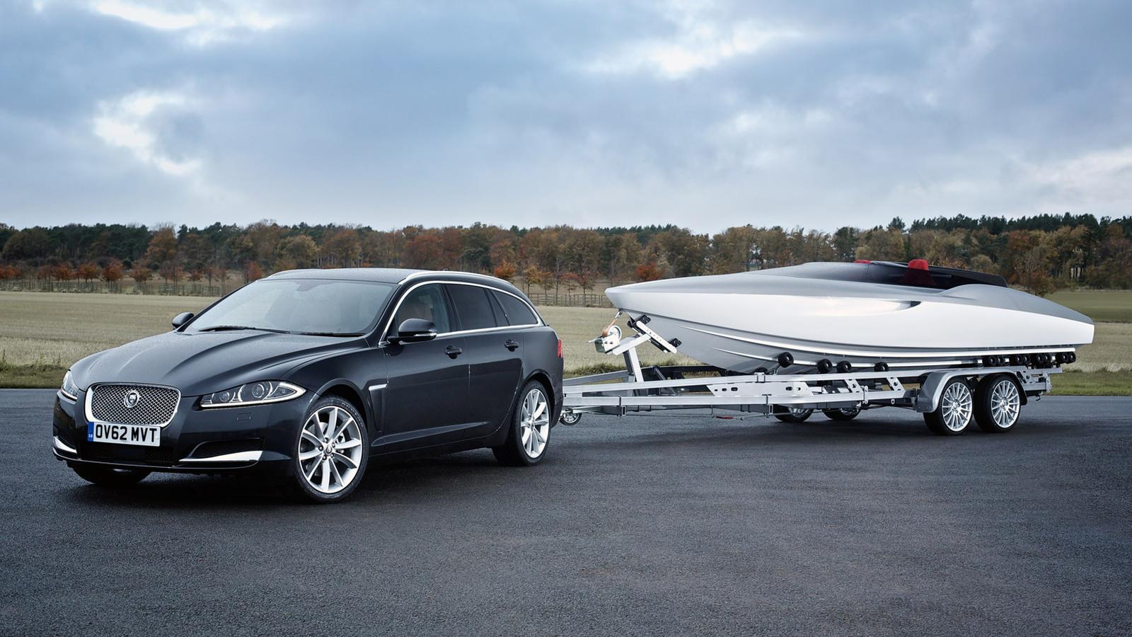 Jaguar's Concept Speedboat