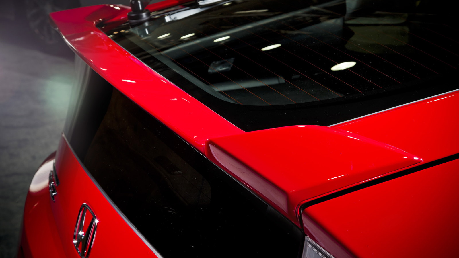 Supercharged Honda CR-Z concept, 2012 SEMA show