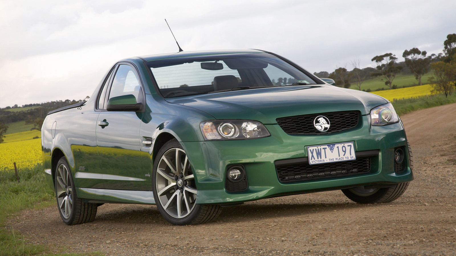 2011 Holden Commodore Ute