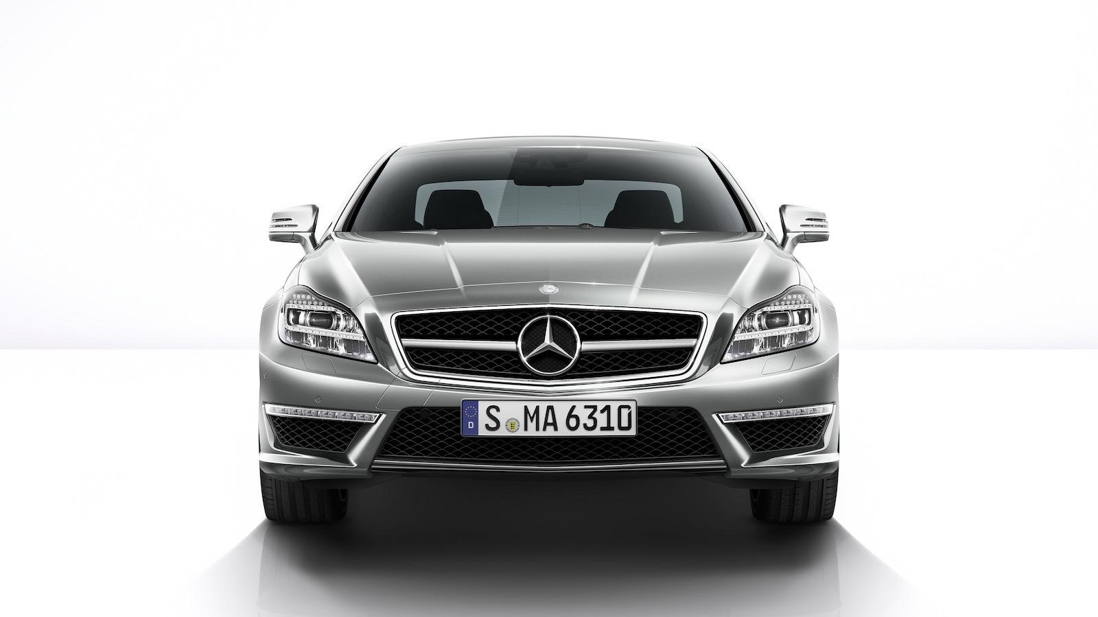 2014 Mercedes-Benz CLS63 AMG 4Matic