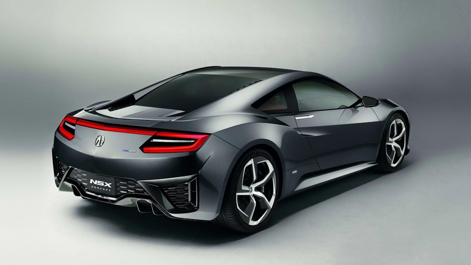 Acura NSX Chief Engineer Talks Performance, Ohio Production