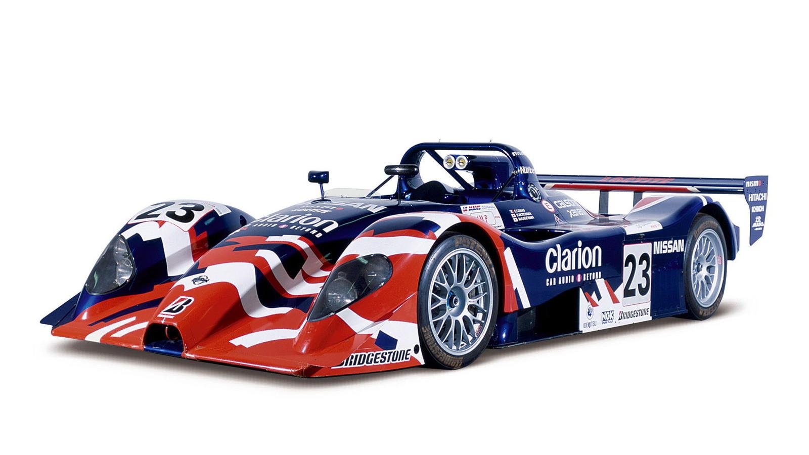 1999 Nissan R391 Le Mans prototype