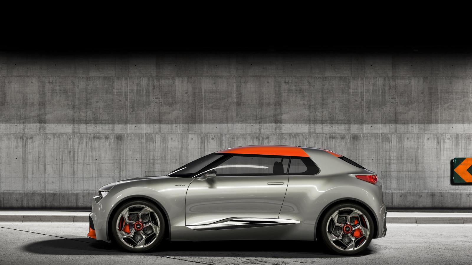 Kia Provo concept car