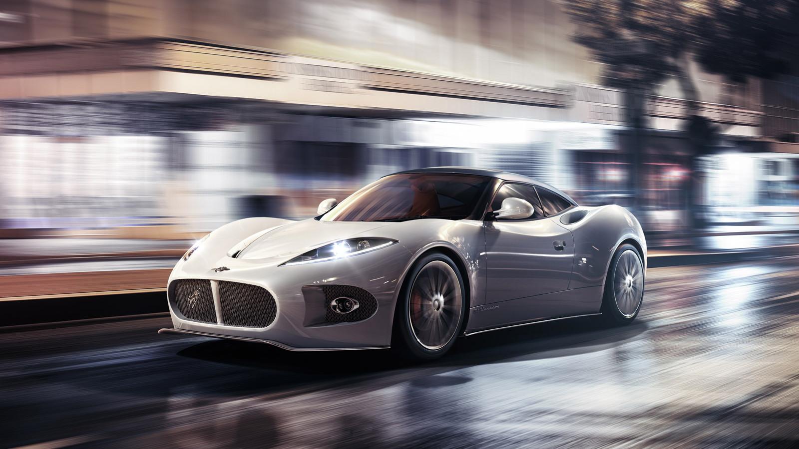 Spyker B6 Venator concept car
