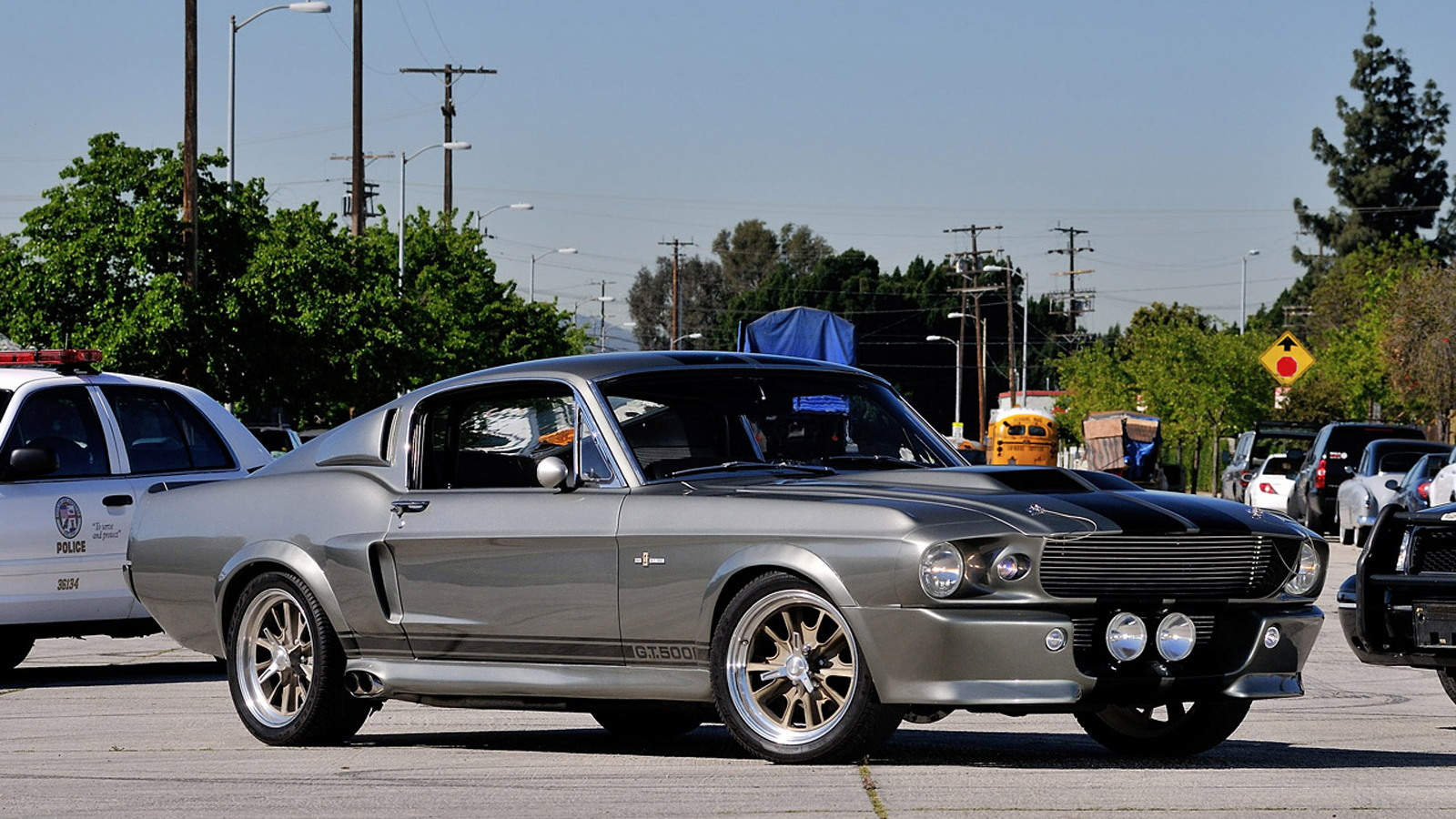 1967 Ford Mustang 'Eleanor' from Gone In 60 Seconds