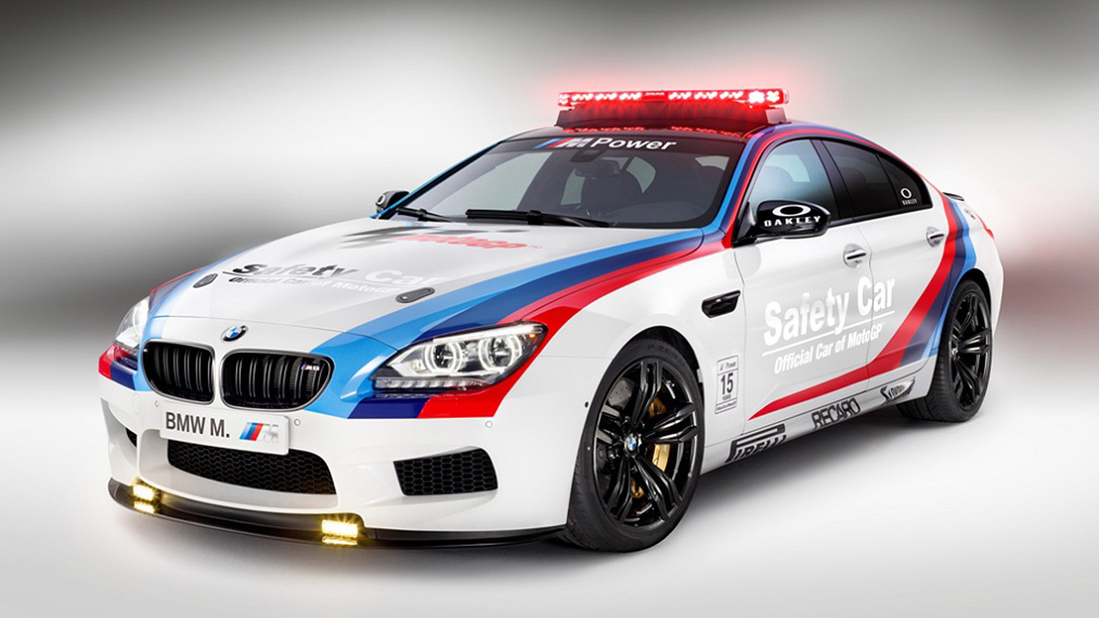 Bmw M6 Gran Coupe Picked As Official Safety Car For 2013 Motogp Season