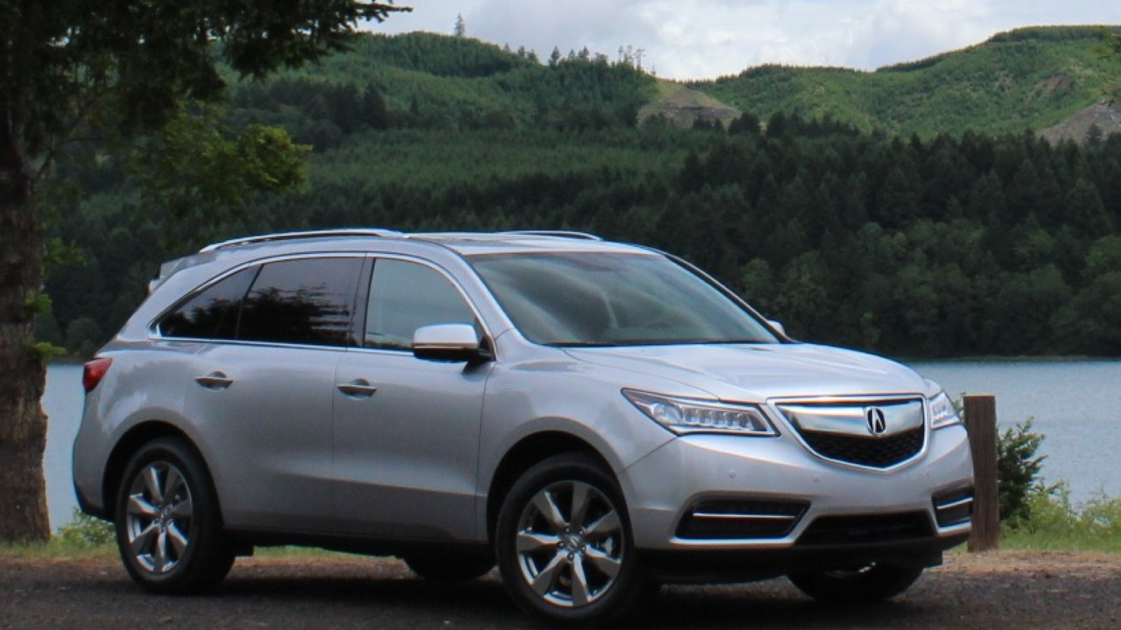 2014 Acura MDX  -  First Drive, May 2013