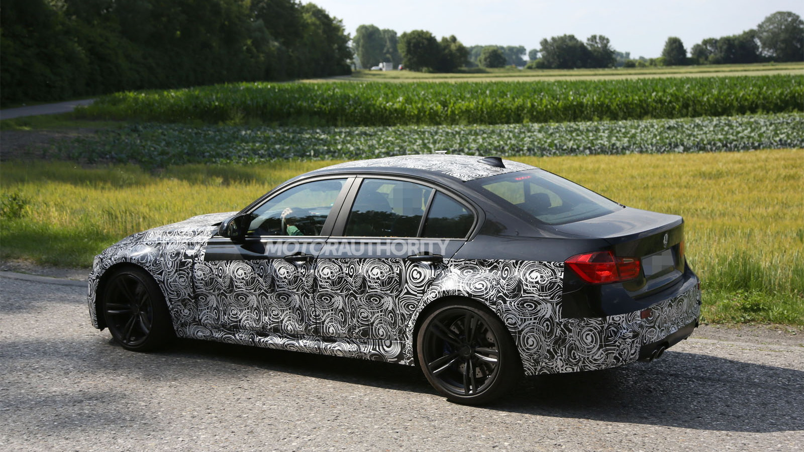 BMW Teases Engine Sound For New M3 And M4: Video