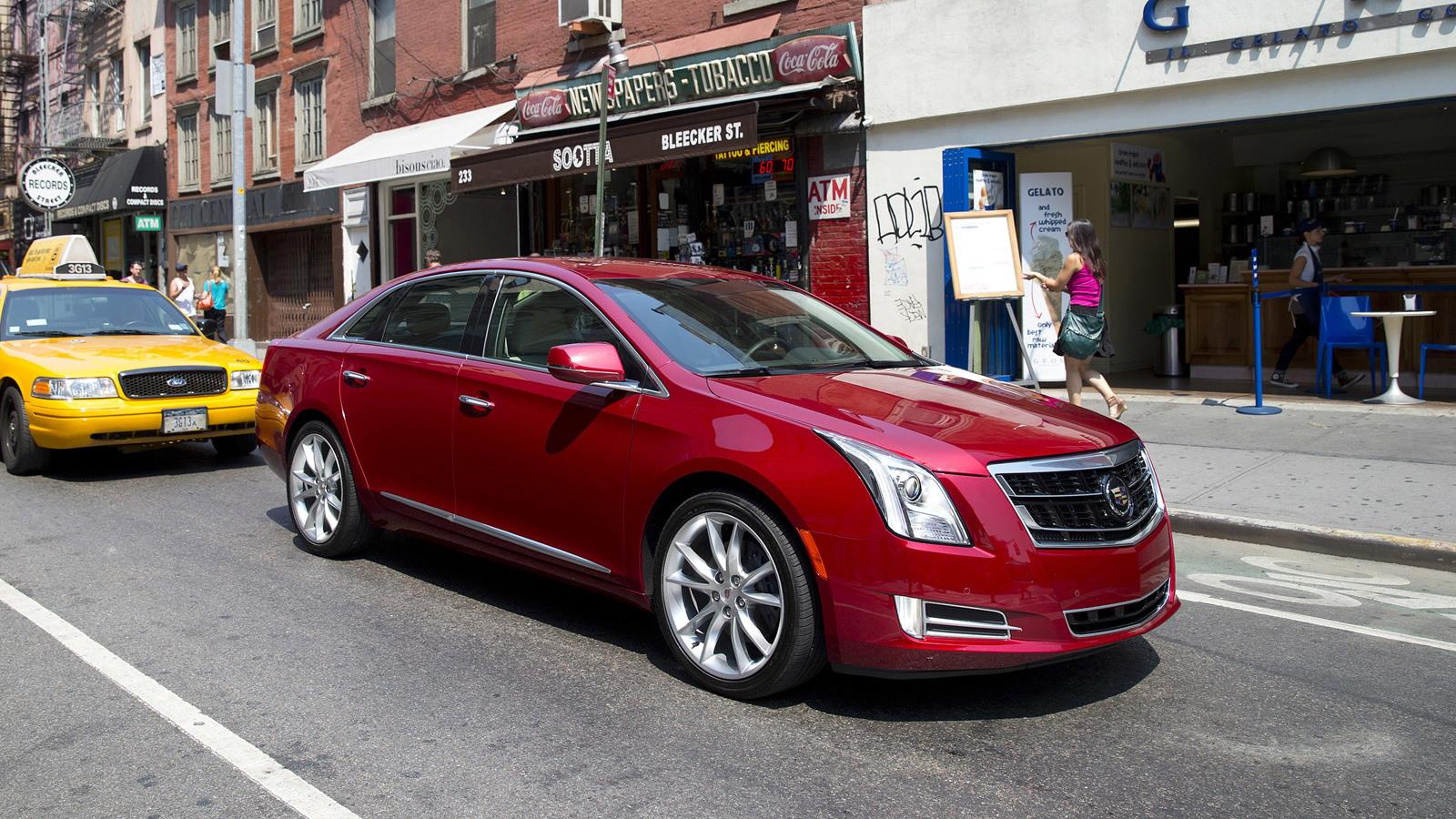2014 Cadillac XTS Vsport