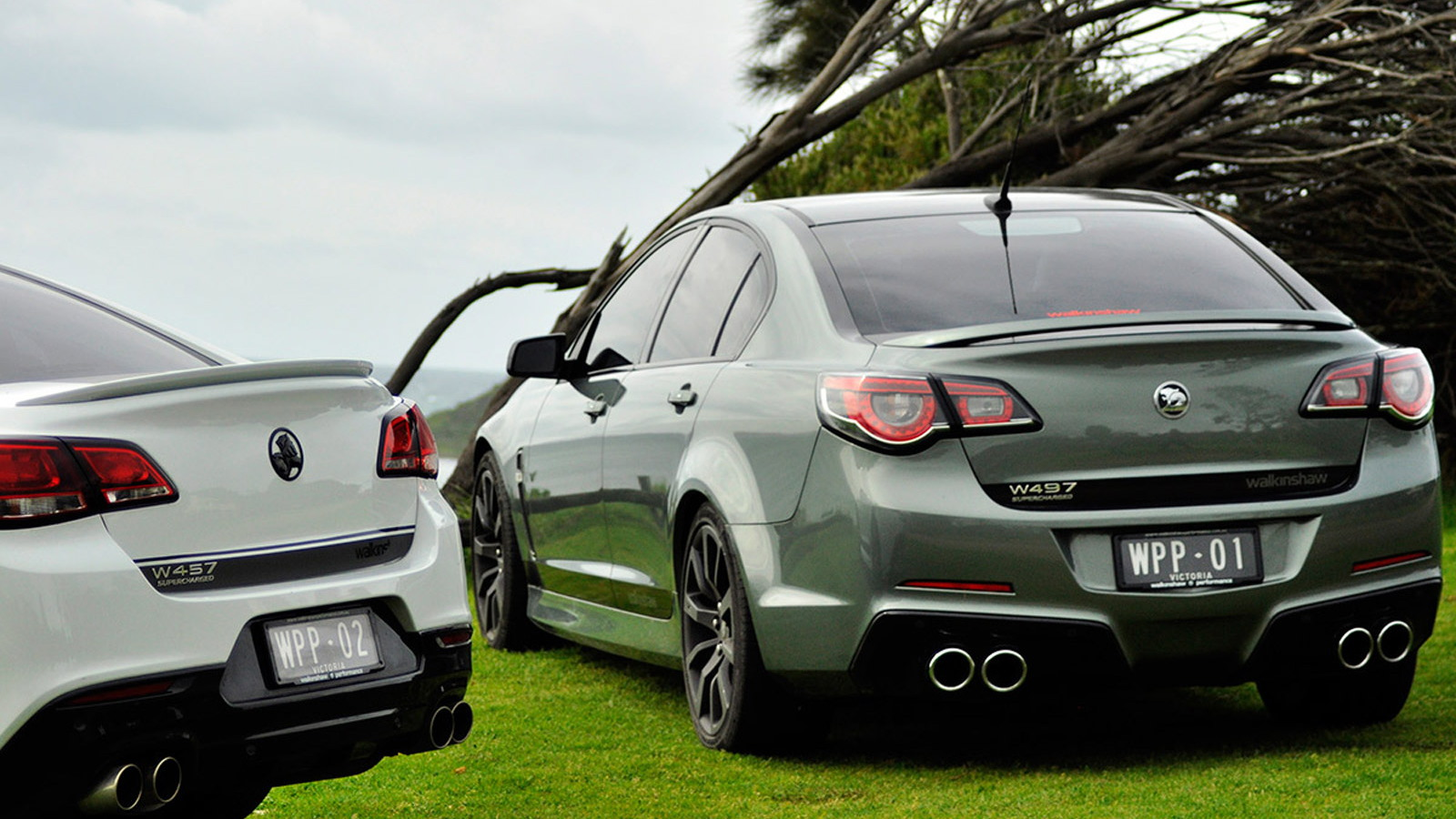 Walkinshaw Is Back With New 667-HP Upgrade For V-8 Commodores: Video