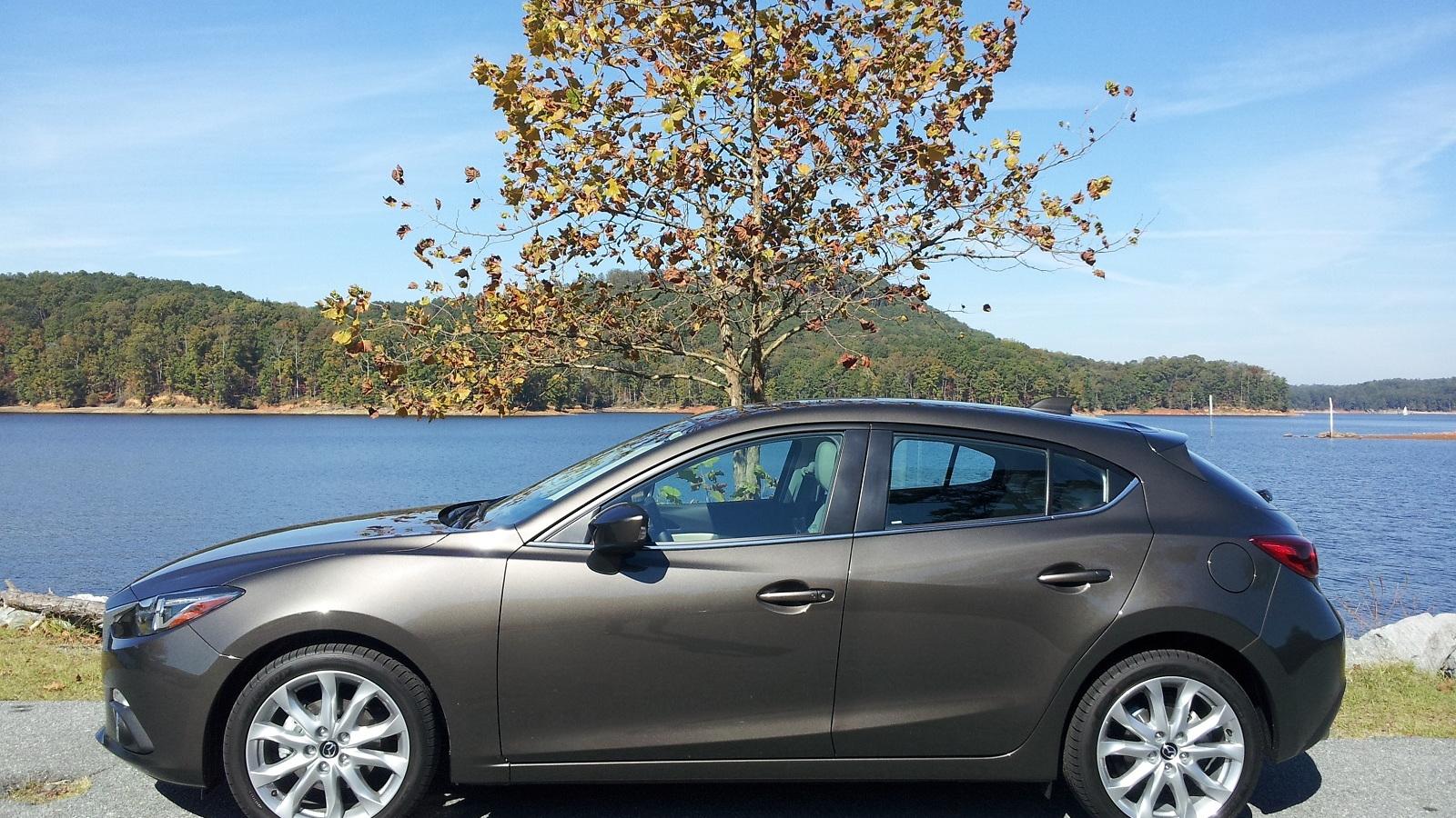 2014 Mazda 3, test drive, Atlanta region, Oct 2013