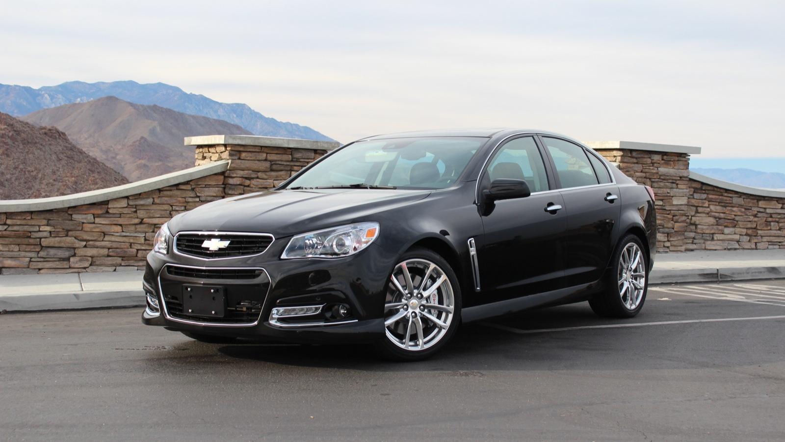 2014 Chevrolet SS  -  First Drive, December 2013