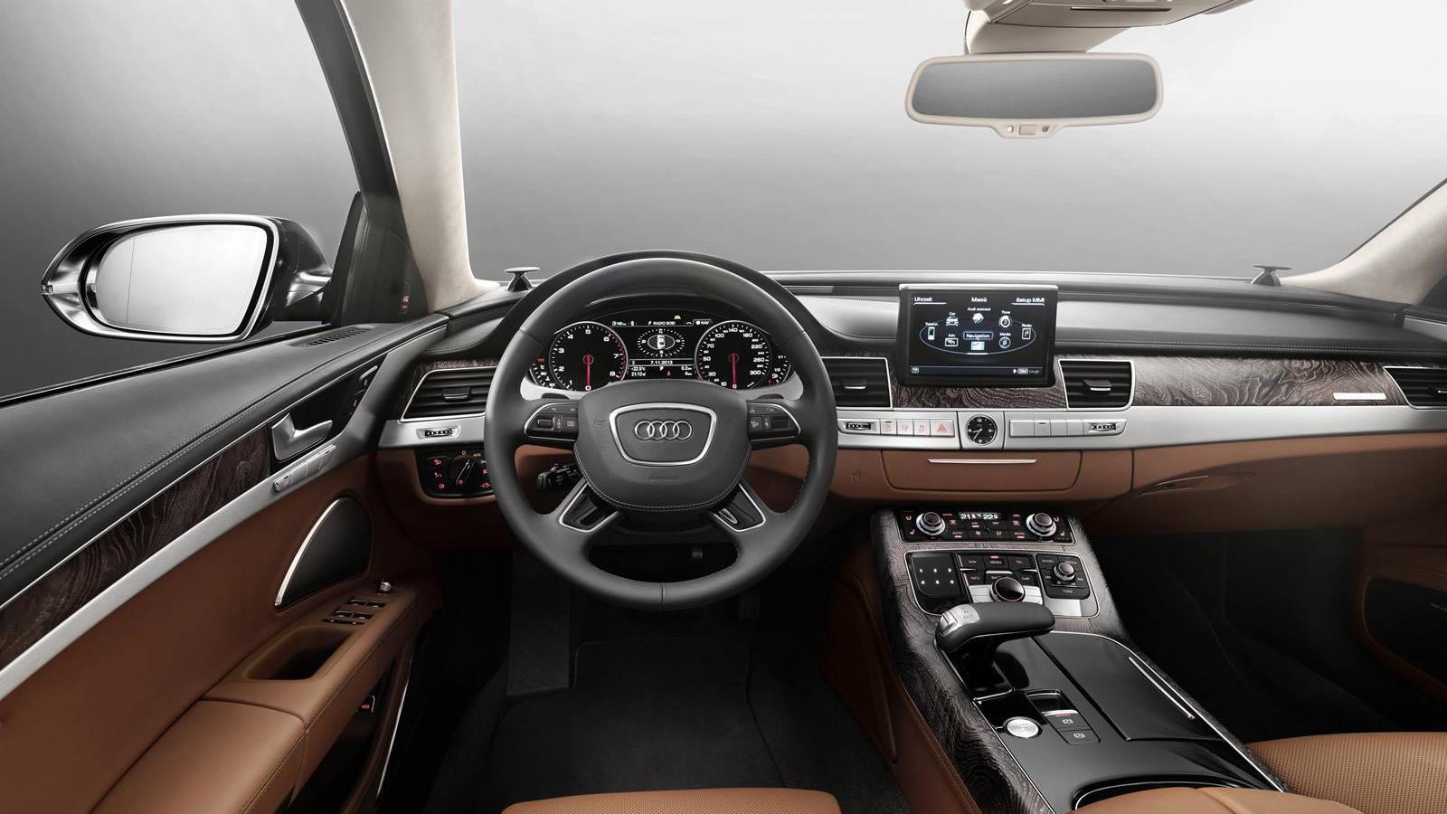 2015 Audi A8 L W12 Exclusive Concept