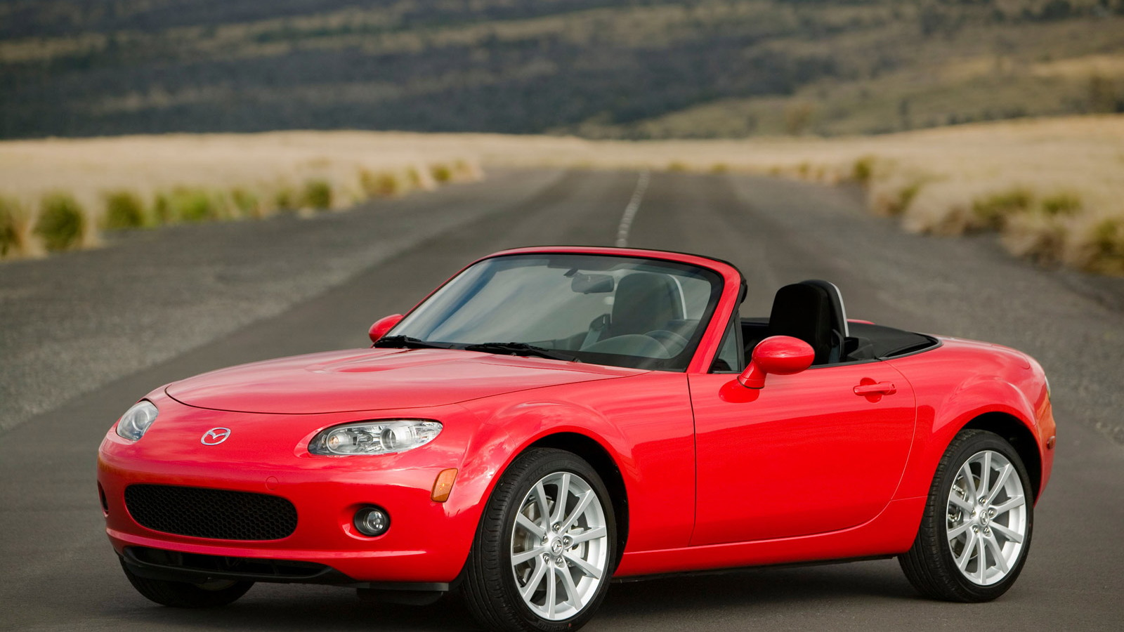 Third-gen Mazda MX-5 Miata, launched in 2005