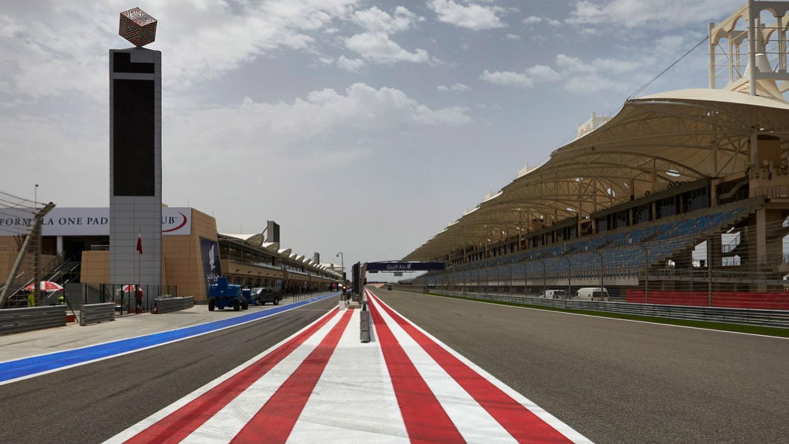 Bahrain International Circuit, home of the Formula 1 Bahrain Grand Prix