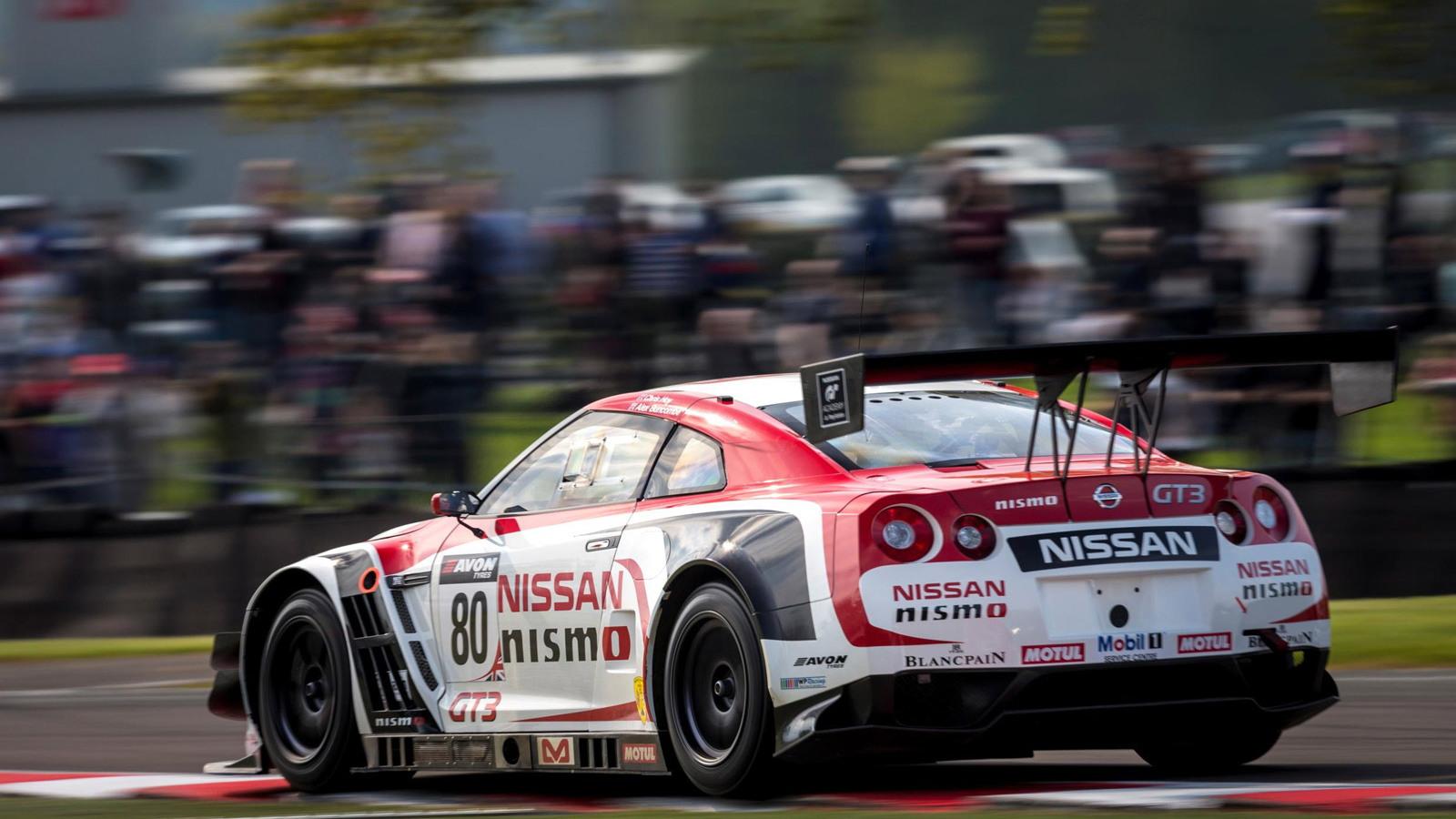 Nick Heidfeld To Pilot Nissan GT-R NISMO GT3 In 2014 ...
