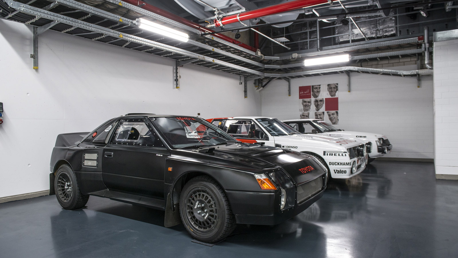 Toyota Rally Heritage: 1985 Group S concept