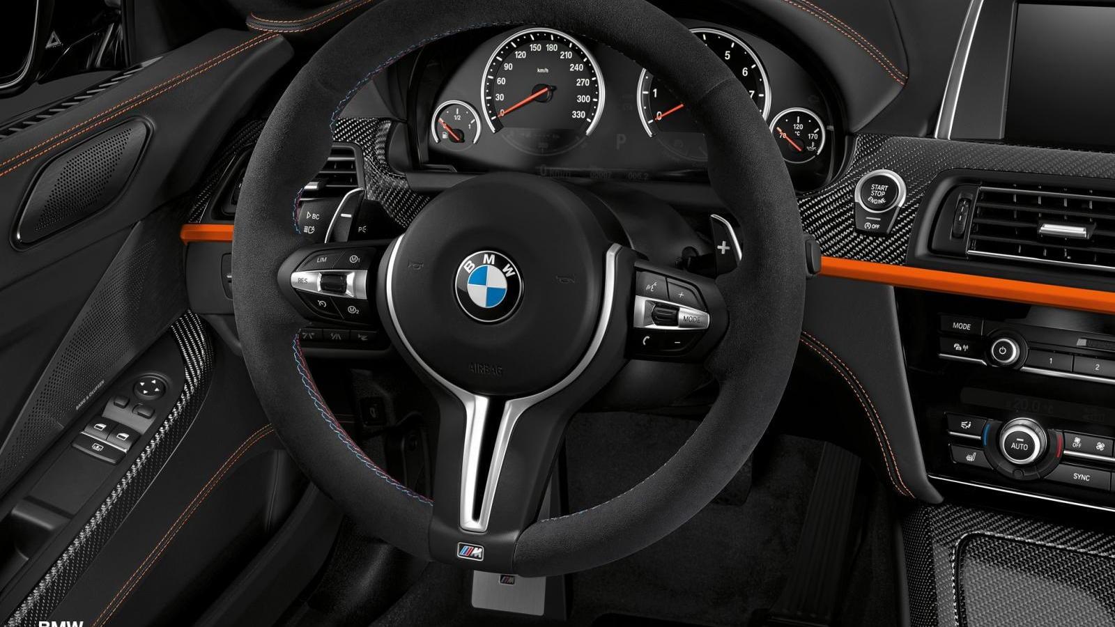 BMW M6 Fire Orange by BMW Individual