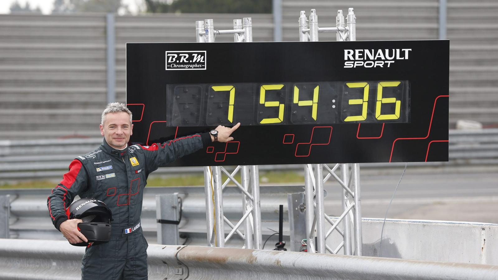 2014 Renault Megane RS 275 Trophy R