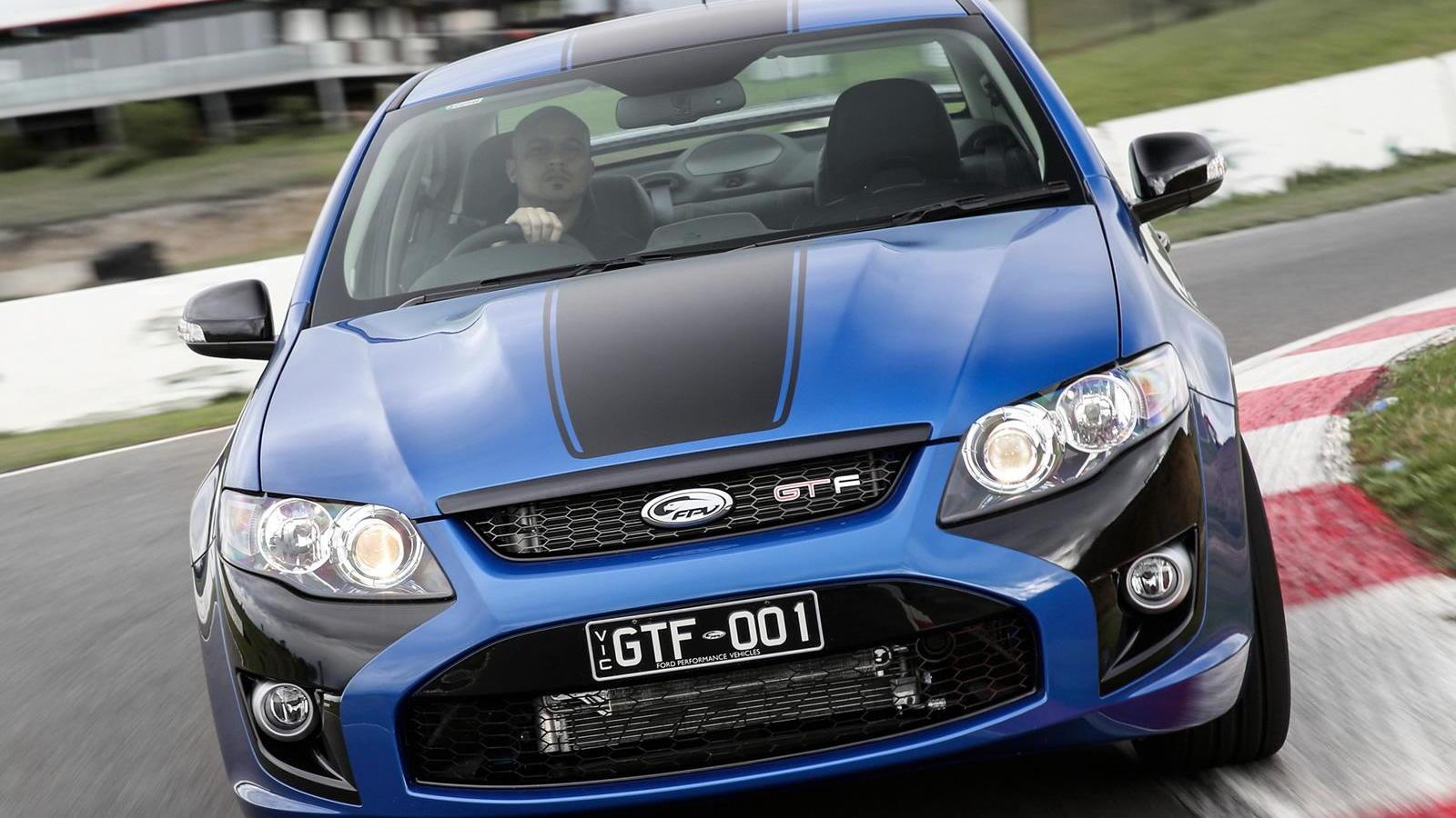 2014 FPV 351 GT F