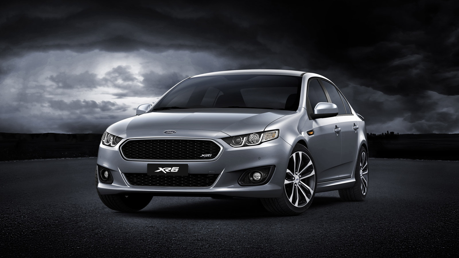 2015 Ford Falcon XR6