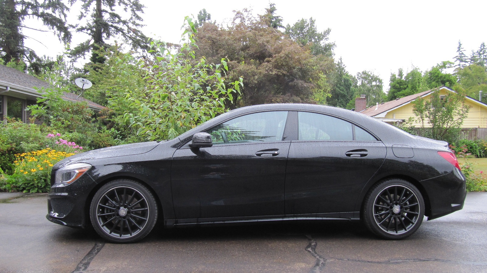 2014 Mercedes-Benz CLA 250: Gas Mileage Review Of Compact