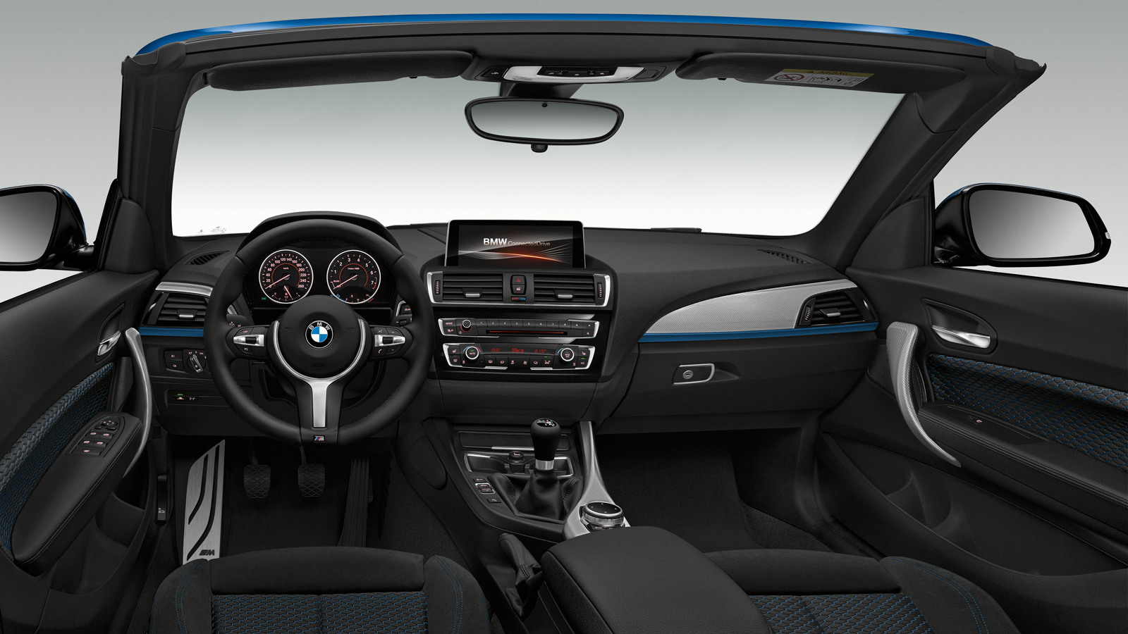 2015 BMW 2-Series Convertible equipped with M Sport package