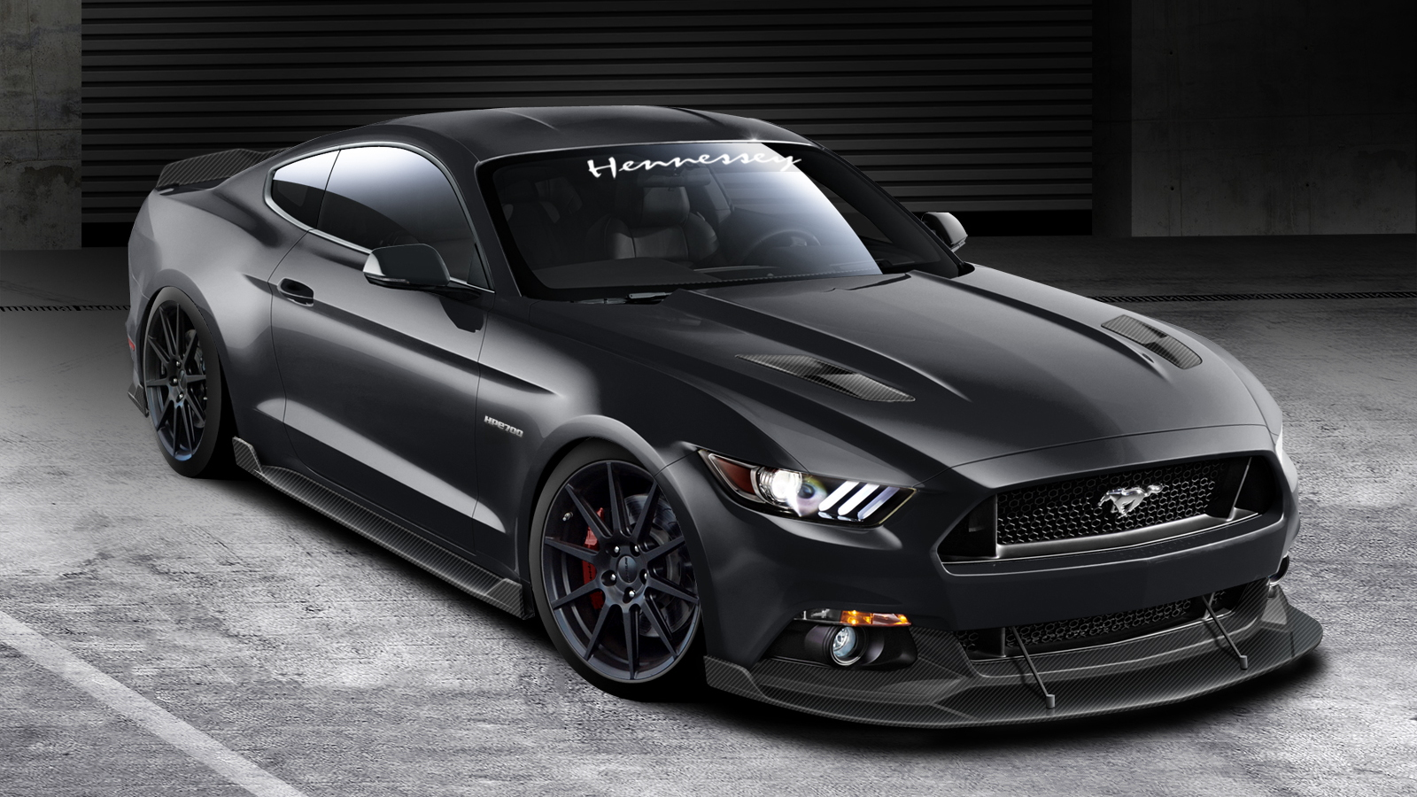 2015 Ford Mustang Hennessey HPE700