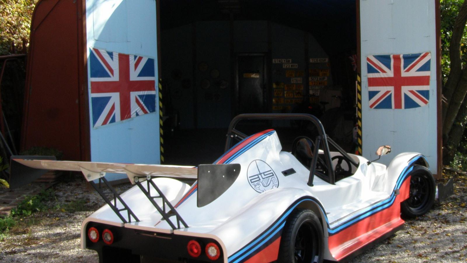 2014 ATS Sport 490 Stradale