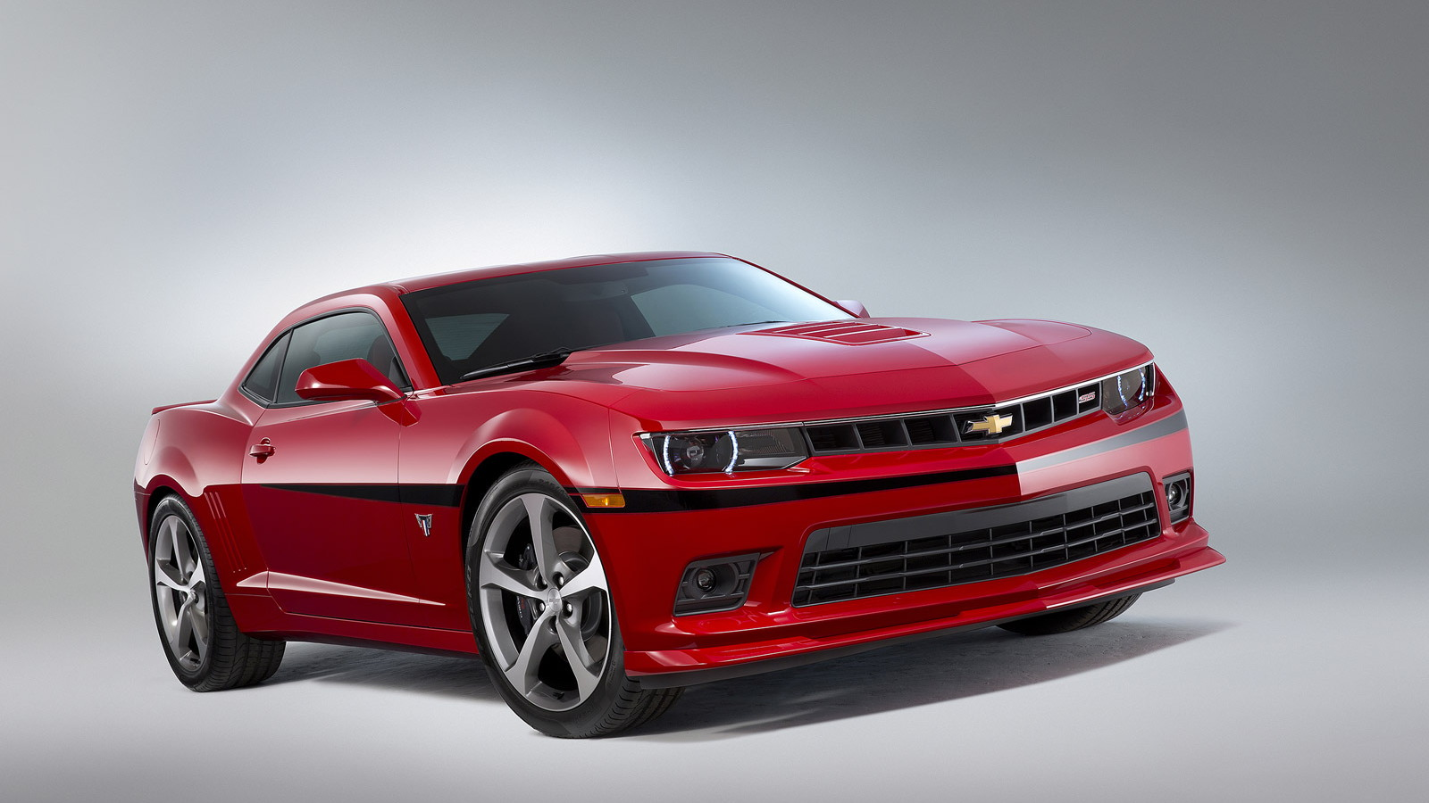 2015 Chevrolet Camaro Commemorative Edition