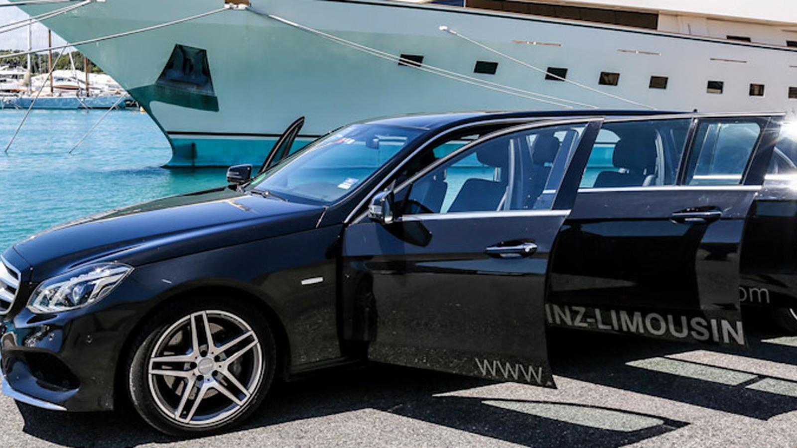 Six-door 2014 Mercedes-Benz E-Class by Binz
