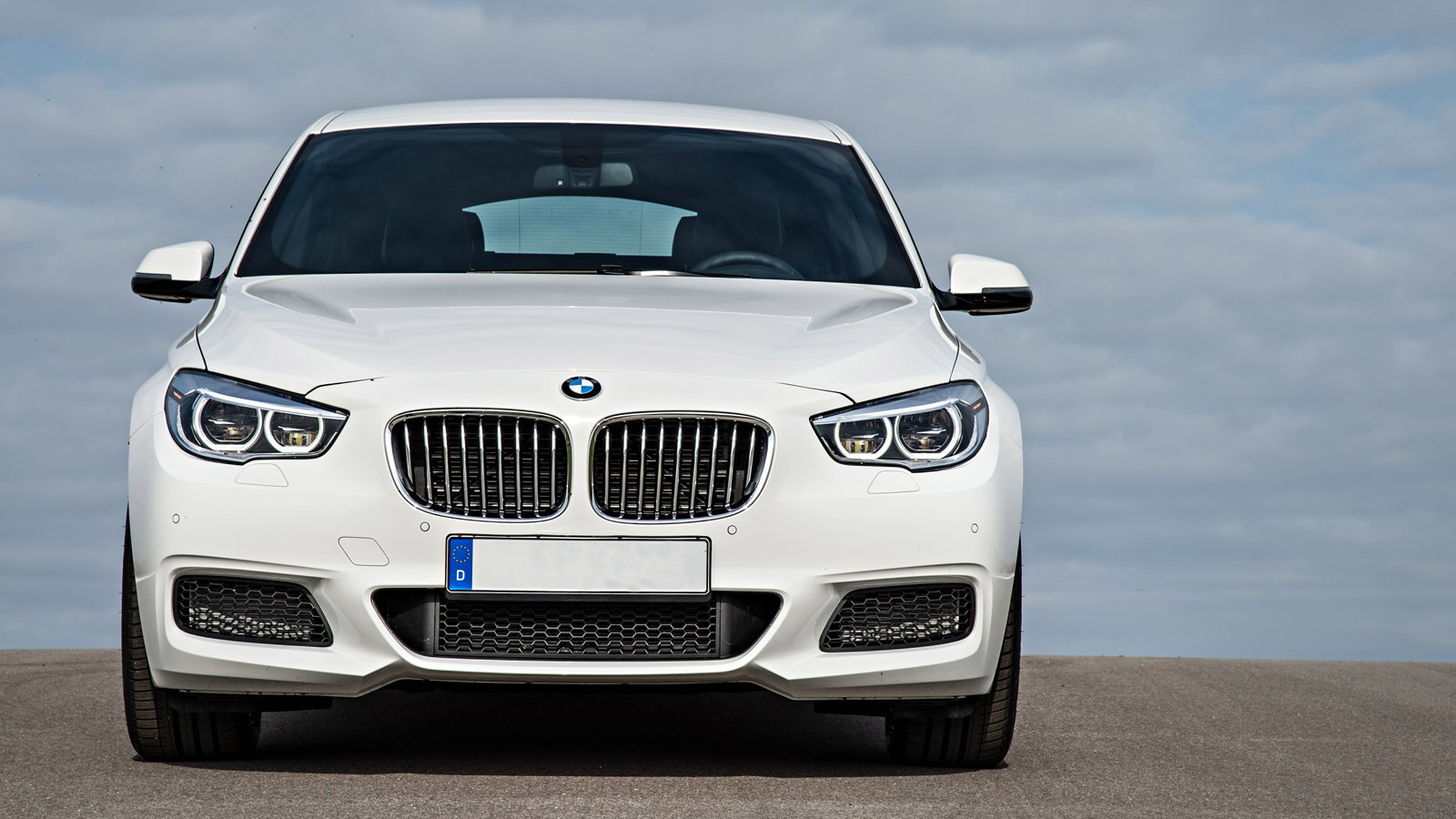 BMW 5-Series Gran Turismo Power eDrive prototype