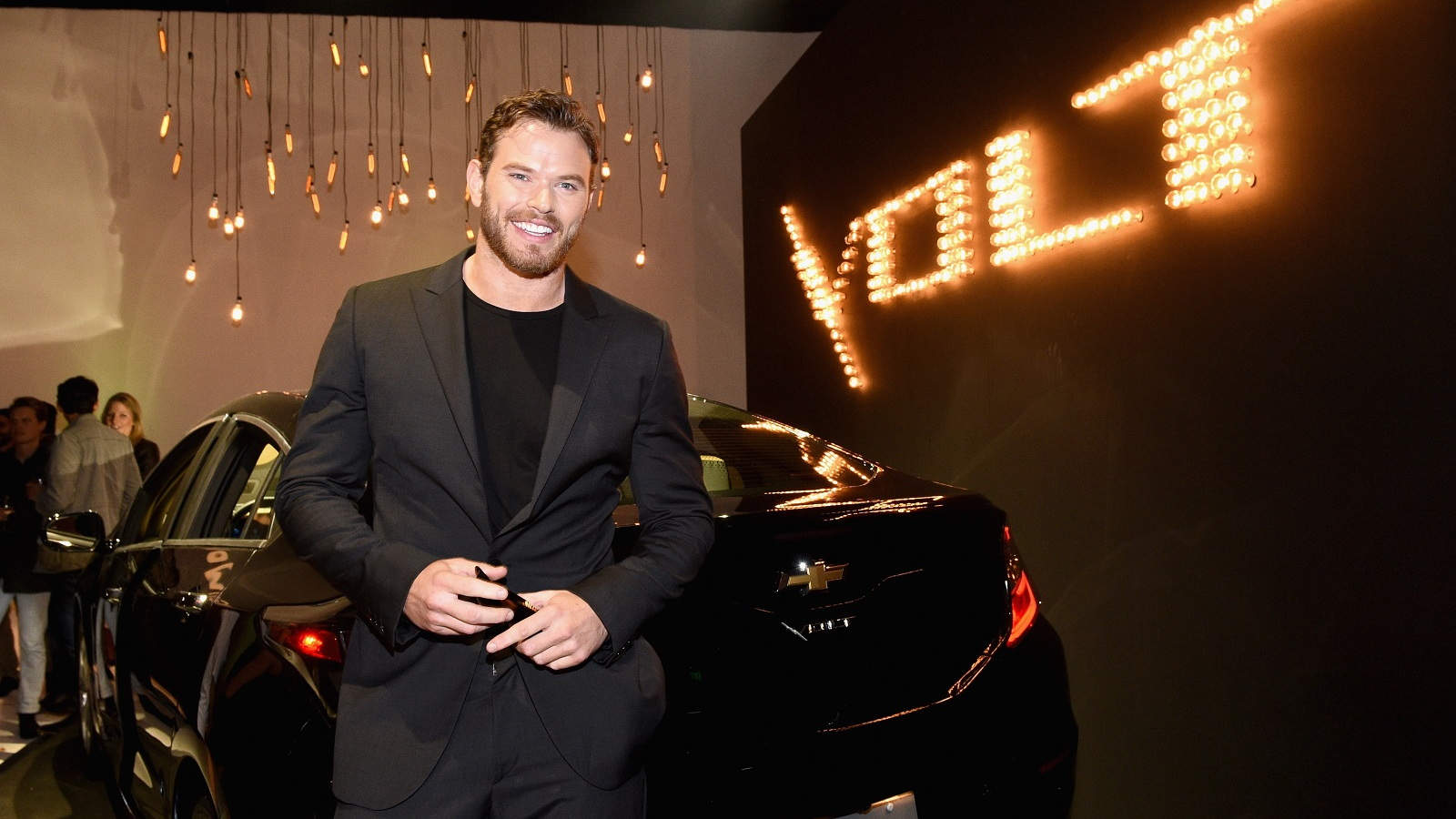 2016 Chevrolet Volt with Kellan Lutz, Jan 2015