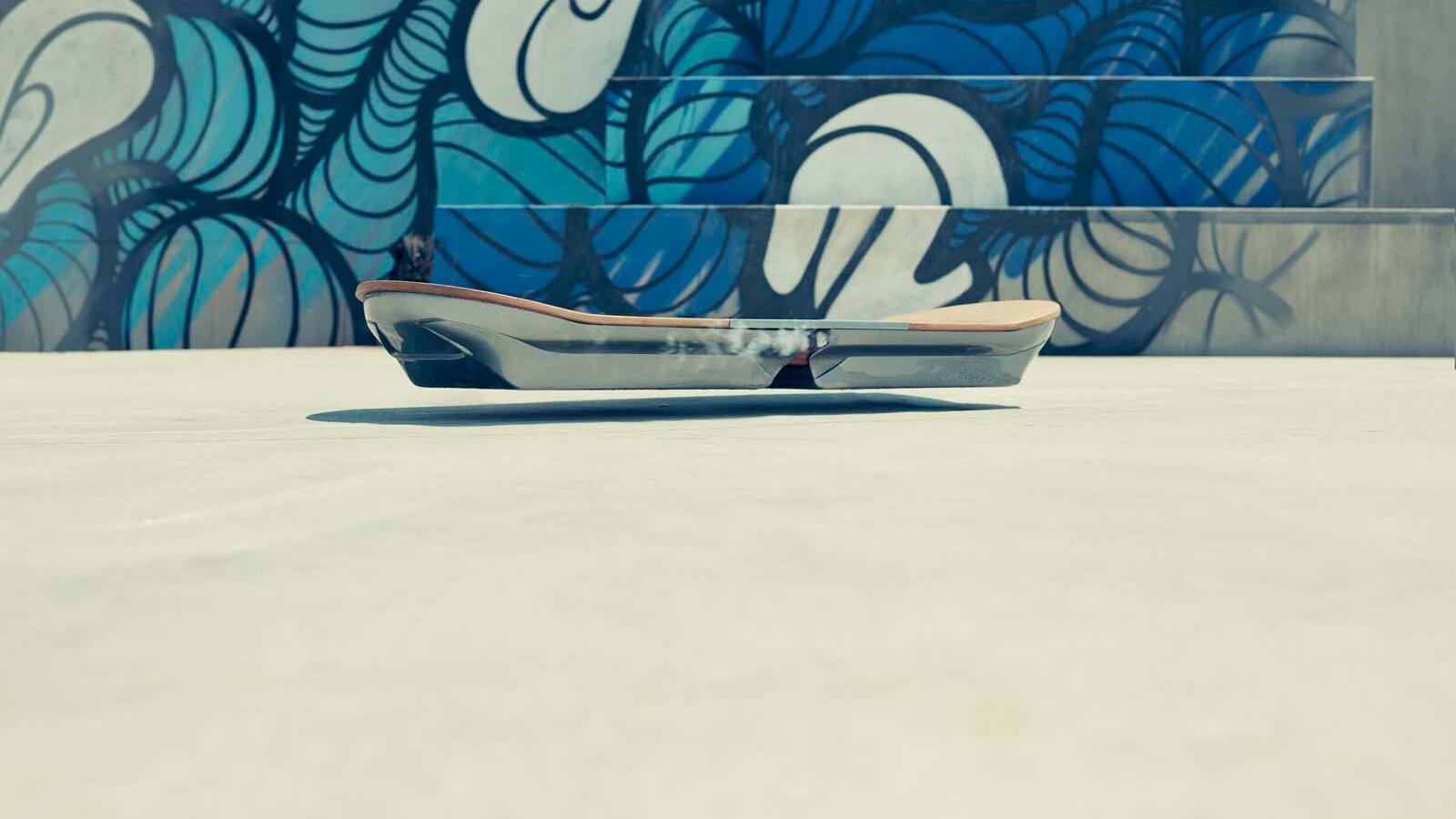 Lexus Hoverboard