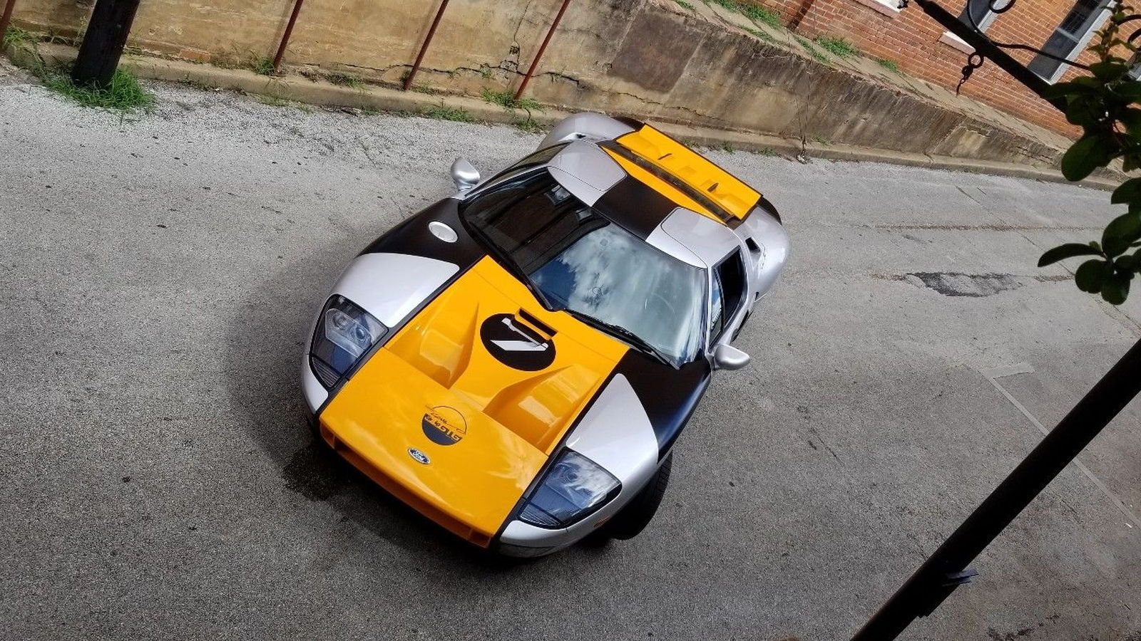 Camilo Pardo's 2005 Ford GT is for sale
