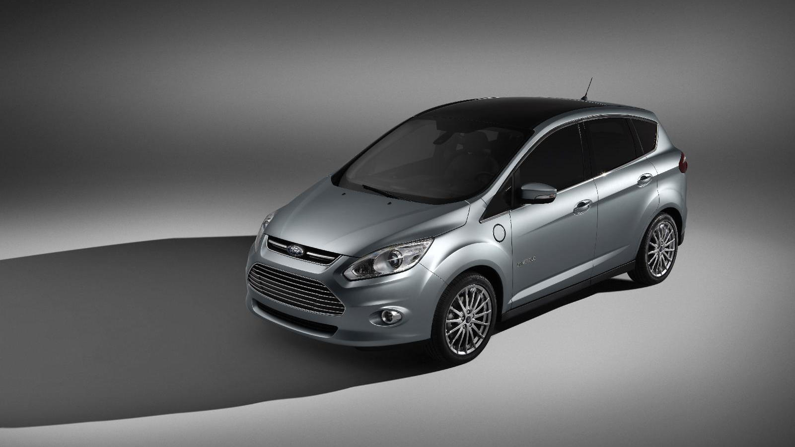Ford C-Max Energi, first revealed at the 2011 Detroit Auto Show
