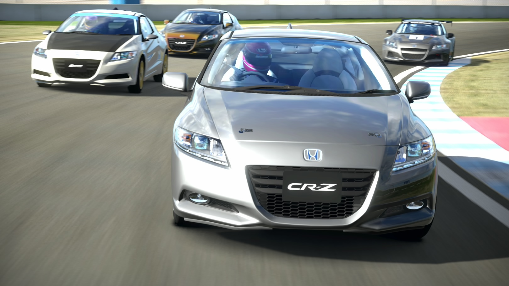 Driving hybrids and electrics in Gran Turismo 5