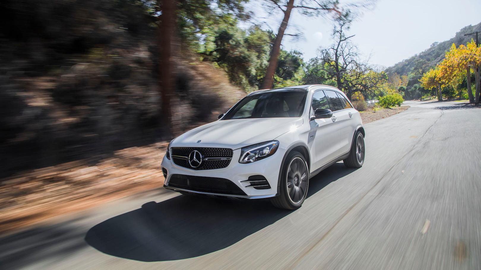 2019 Mercedes-Benz GLC-Class (Mercedes-AMG GLC43)