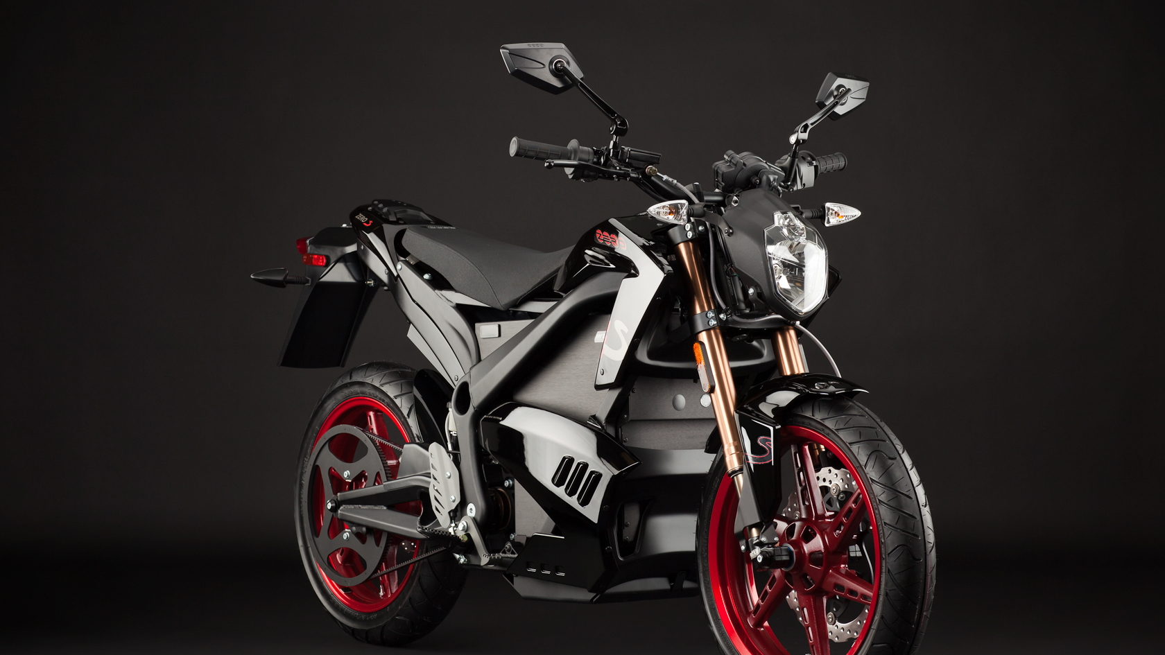 2012 Zero S electric motorcycle